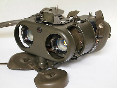 military night vision Fero D - 51 night vision googles, german army BW