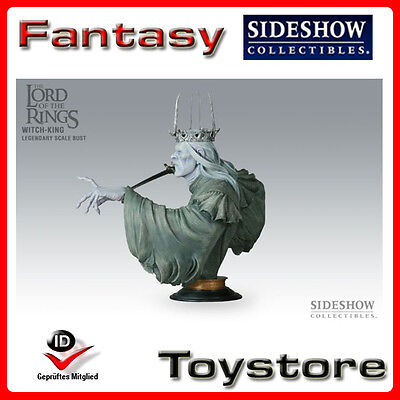 Lord of the Rings Twilight Witch-King Legendary Scale Sideshow Collectibles