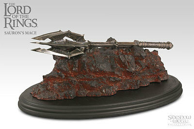 Herr der Ringe Mace of Sauron Sideshow Lord of the Rings