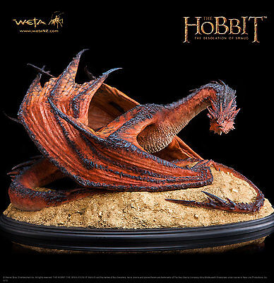 The Hobbit The Desolation Of Smaug Smaug The Terrible The Weta Cave