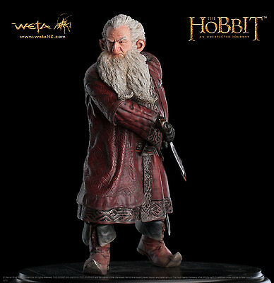 The Hobbit Balin der Zwerg 1/6th scale The Weta Cave Weta Collectibles
