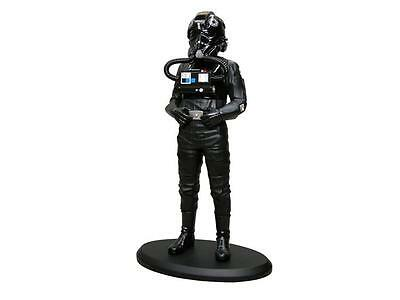 Star Wars Tie Fighter Pilot Attakus Statue
