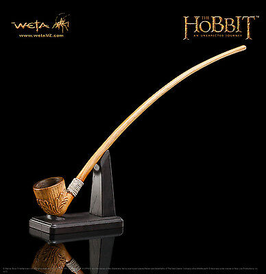 The Hobbit: An Unexpected Journey : Pipe Of Bilbo Weta Cave