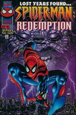 Spider-Man Redemption  #1 to 4 Complete   NM- to NM/M