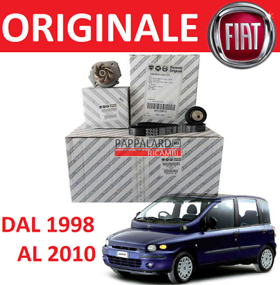 Kit Cinghia Distribuzione +Pompa Acqua Originale Fiat Multipla 1.6 Natural Power