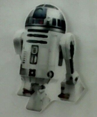 R2D2 brooch  STAR WARS badge retro rockabilly brooch  STAR WARS COSTUME