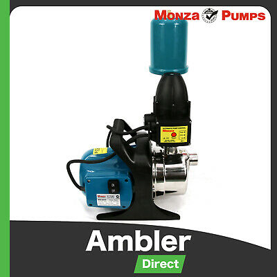 Monza 800w Water Pump 1Hp 50Lm Auto Control Pressure Tank Household