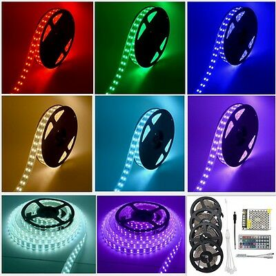 5/10/15/20M WATERPROOF FLEXIBLE STRIP LED LIGHT UNDERWATER POOL/BATH/SPA+Remote