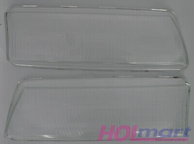Genuine Holden Commodore VP Left & Right Headlight Glass Only GMH NOS Pair HSV