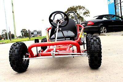 New 2017 Model Petrol Racing Go Kart Drift 196cc 6.5HP Adjustable for Adult&Kids