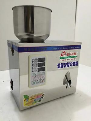 1-25g Automatic Powder Filling Machine Particle Weighing Subpackage Device 220V