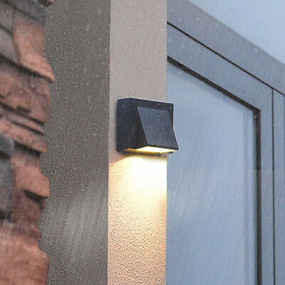 Outdoor Lamp 3W LED Wall Sconce Light Fixture Waterproof Building Exterior Gate