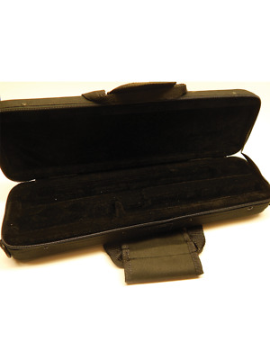 Flute Case Nylon Padded for C-foot Flutes