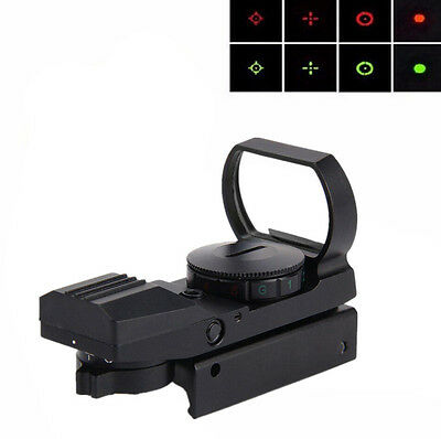 Hunting Holographic Reflex Dot Sight 1 x 22 x 33 Scope Red HOT 20mm / 11mm NEW