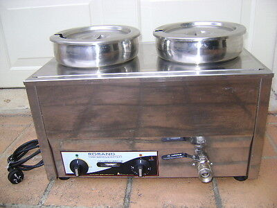 Roband Commercial Soup Kettle Warmer. Gold Coast