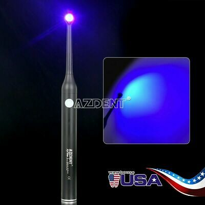 Woodpecker Style Dental LED Curing Light High Power Wide Spectrum X2 2300mw/cm