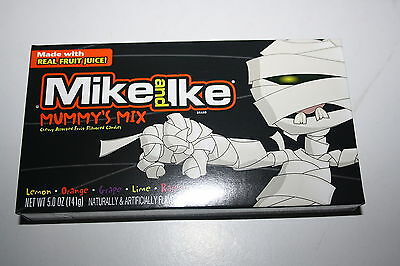 2 x Mike and Ike MUMMY'S MIX 141g each box