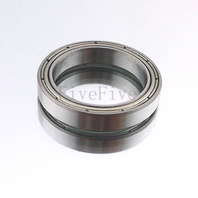 6700-6706-ZZ Series Deep Groove Double Sealed Shielded Ball Bearing Chrome Steel
