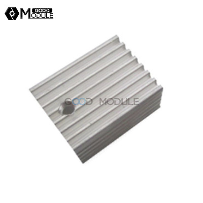 5pcs IC Aluminum Heat Sink With Needle TO-220 Mosfet Transistors 21x15x10mm