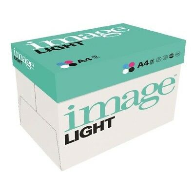 Image Light Office Paper A4 White Ream 63400 Pack of 5