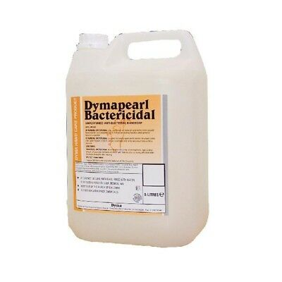 Dymabac Anti-Bacterial Hand Cleaner 5 Litre KDCBAC