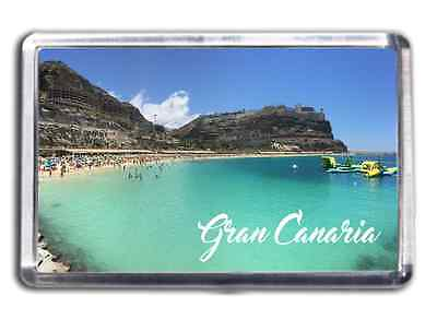 Gran Canaria Fridge Magnet Collectable Design Souvenir Canary Island Destination