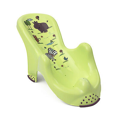 Hippo Baby Bath Support Lime