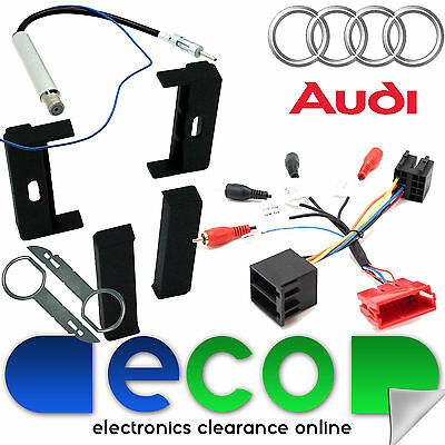 AUDI TT 1998 - 2006 MK1 Full Bose Audio System Car Stereo Upgrade Fitting Kit