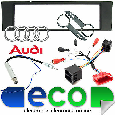 AUDI A3 8P 2003 - 2005 MK2 Full Bose Audio System Car Stereo Upgrade Fitting Kit