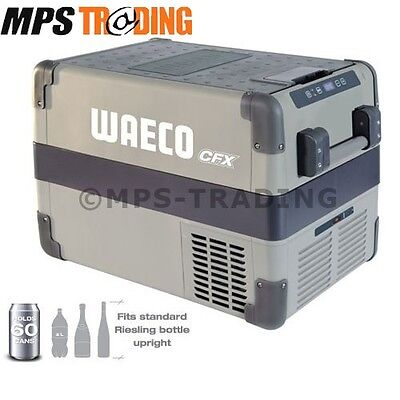 WAECO CFX-40 12/24/230v PORTABLE COMPRESSOR FRIDGE/FREEZER