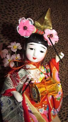 Vintage Japanese Doll Nishi Mint In Original Box With Paperwork