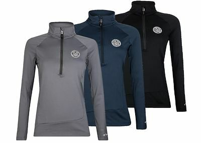 HV Polo Kersley Pullover with Zip