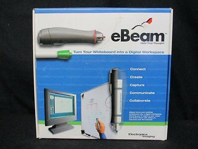 eBeam Electronic Imaging Whiteboard System PC OB