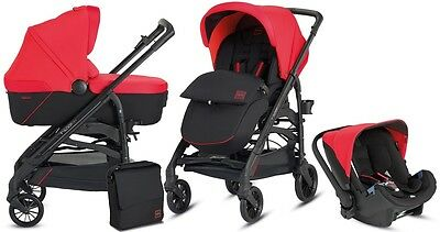 Inglesina Trio Trilogy Colors Race Red