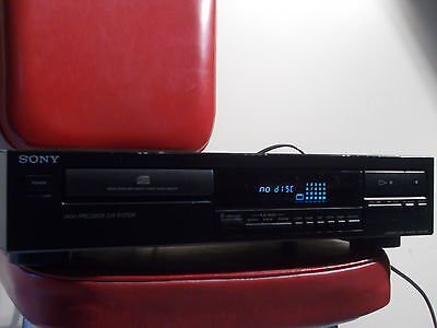 PLATINE CD  SONY  CDP-292    Cd  Lecteur cd