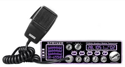 New Stryker SR-655HPC Professionally Peaked Tuned and Aligned