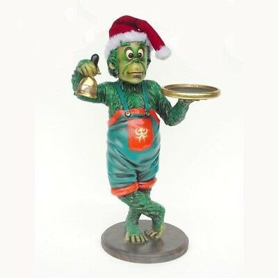 Christmas Theif - The Grinch - Butler - LM Treasures