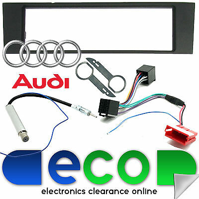 AUDI A3 8P 2003 - 2005 MK2 Rear Bose Audio System Car Stereo Speaker Fitting Kit