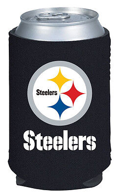 ae569727 KOLDER COLLAPSIBLE CAN BOTTLE COOLIE KOOZIE Pittsburgh STEELERS NEW ...
