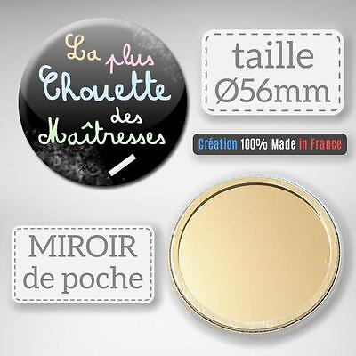 Miroirs objets publicitaires collections items for Miroir de poche ancien