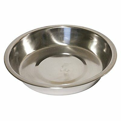 Rosewood Stainless Steel Bowl Shallow Puppy Pan, 8-inch