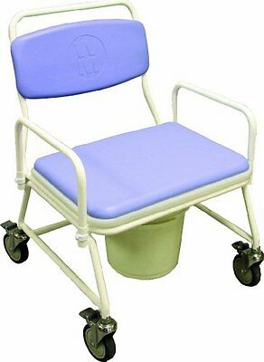 NRS Healthcare Bariatric Mobile Commode
