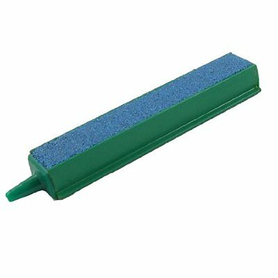 sourcingmap Fish Tank Air Bubble Release Airstone Bar, 9.6 cm, Green/ Blue