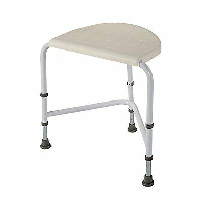 NRS Healthcare 48 cm Nuvo Corner Shower Stool