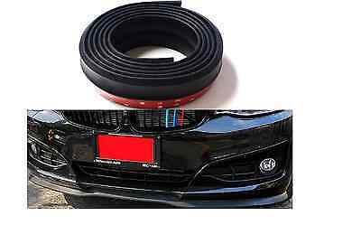 Universal Quick Easy Lip SPOILER REAR SKIRTS VALANCE WING PROTECTOR BODY KIT