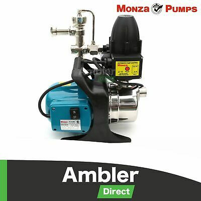 Monza 800w Stainless Steel Fully Automatic Residential Jet Pressure Water Pump