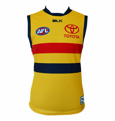 Adelaide Crows 2016 AFL Alternate Guernsey 'Select Size' S-5XL BNWT