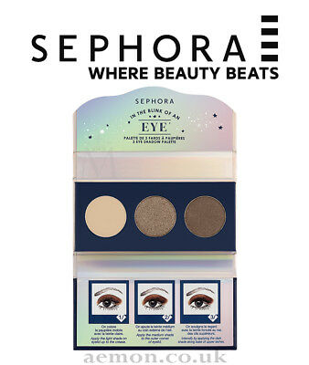 Sephora Midnight Is Coming, The Romantic- Eyeshadow Palette or single eyeshadow