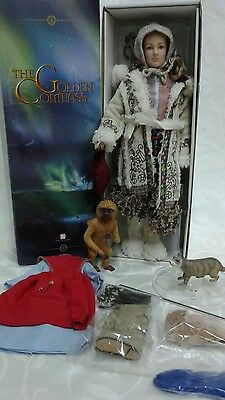 Tonner Doll Golden Compass Lyra Pan Monkey Movie Figure Complete W Extras