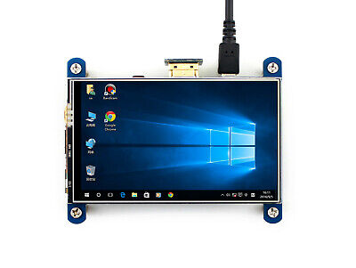 Raspberry Pi 4inch HDMI LCD 800×480 Resistive Touch LCD Display IPS Screen